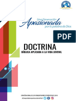 Cartilla de Doctrina Para Jovenes