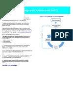 Energy Program Assessment Matrix 9032013