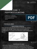 Paralelismo y Perpendicularidad (Sesion 10)