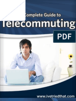 Complete Guide to Telecommuting