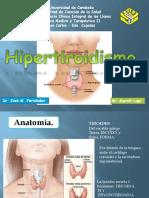hipertiroidismo diapositivas