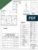 Plano de Instalacion RecidenciaL Electrica Guty