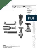 Sampling Cylinder System