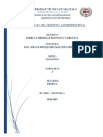 Portafolio de Gestion Administrativa