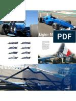 Presentation Ligier MK84