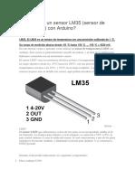 Cómo usar un sensor LM35.docx