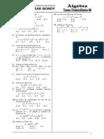 Algebra p 06 Ex 2007 III