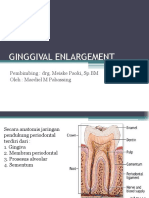 Ginggival Enlargement
