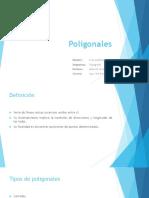 Tipos de poligonales