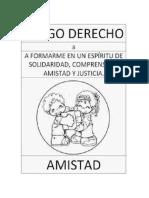 Cartel de Derecho Humanos