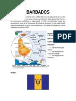 Informacion Del Pais Barbados