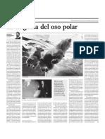 La Tragedia Del Oso Polar