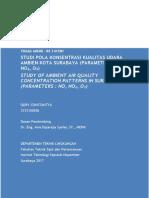 Indeks Udara Kota Sby