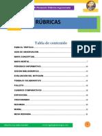 RÚBRICAS EDITABLES