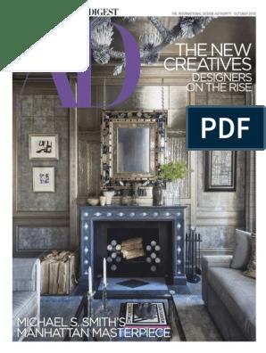 2018 Architectural Digest