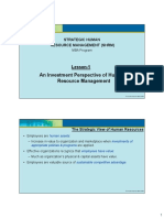 Lesson-1-An Investment Perspective   of Human Resource Management (SHRM-1).pdf