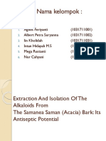 Nama Kelompok Acacia