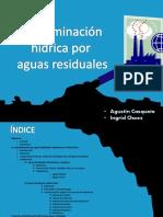 Aguas Residuales Domesticas Urbanas