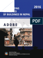 Seismic Retrofitting Guidlines of Buildings in Nepal