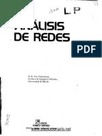 Analisis de Redes - M-E-Van-Valkenbrg.pdf