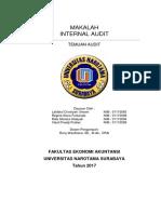 Rangkuman IA Bab 8. Temuan Audit