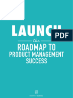 Launch the Roadmap to Pm Success Product 2018