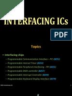 UNIT IV Pheripherial Interfacing