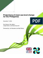 MetOffice Philippines Sea Level Report Oct2016