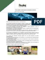 Lista de Globalização 1