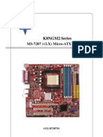 MSI K8NGM2 Series Manual