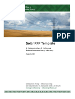 RFP Template for Grid-tied PV Project 1