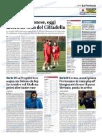 La Provincia Di Cremona 04-12-2018 - Serie B