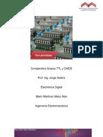 Comparativa Grupos TTL y CMOS(1)