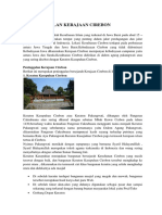 15 Peninggalan Kerajaan Cirebon