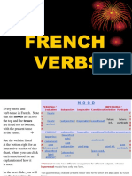 Fr 106 French Verb Review
