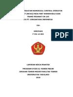 Laporan KP Heriyadi (Teknik Mesin Universitas Tadulako)