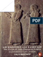 Archaeology and Language - The Puzzle of Indo-European Origins