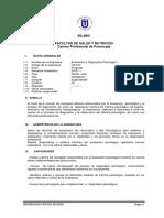 CS-514 - Evaluación y Diagnóstico Psicológico