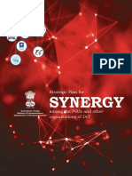 Strategic Plan of Synergy Among PSUs and Other Organisations of DoT