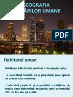 04 HabitatulUman Definire&Componente