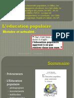 L'Éducation Populaire