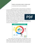 Strategi Minimasi Konsumsi Energi Di Rumah-M. Rafky S. Danifaro