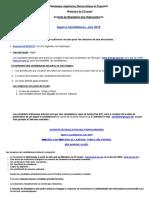 Arh Appel Candidatures 18Juin 2018