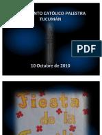 Palestra Tucuman - Fiesta Familia Oct 2010