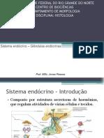 Sistema Endcrino - Glndulas Endcrinas Jonas
