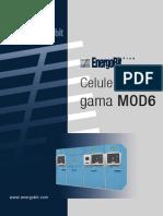 EnergoBit - Celule MT Gama MOD6