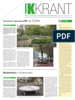 Wijkkrant Buitenveldert Amsterdam December 2018
