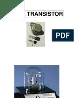 Presentacion El Transistor