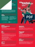 Agenda de Nadal 2018-2019
