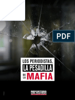 Los periodistas, la pesadilla de la mafia. Informe de Reporteros Sin Fronteras